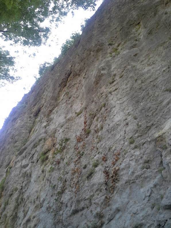 The rock is really good, no wonder so many good climbers come from Pleven