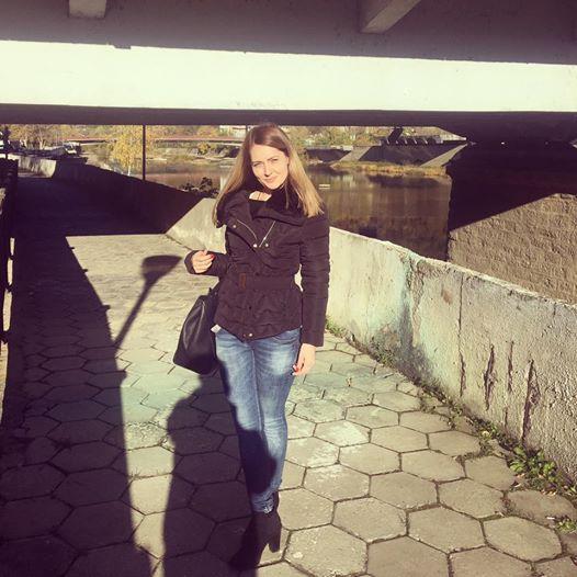 Under the famous bridge