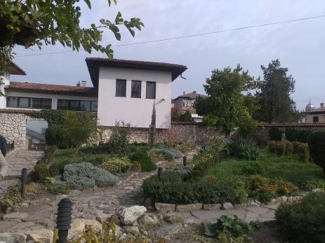 Yavorov's house